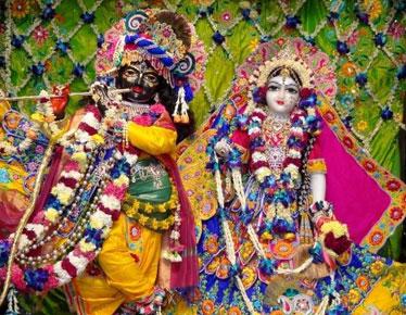 Agra Mathura Vrindavan