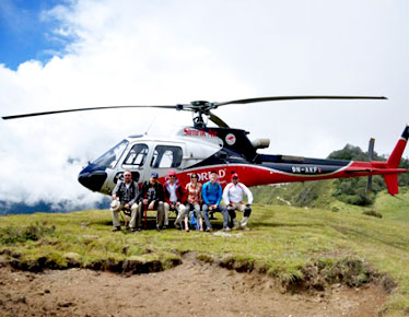 Amarnath Helicopter Package Via Baltal