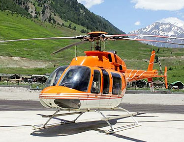Amarnath Helicopter