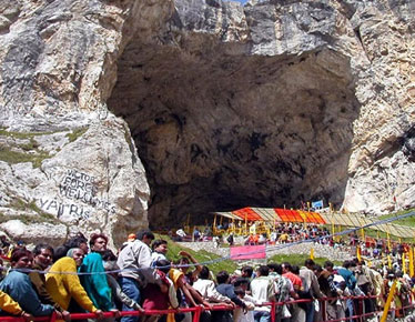 Amarnath Yatra by Road via Baltal