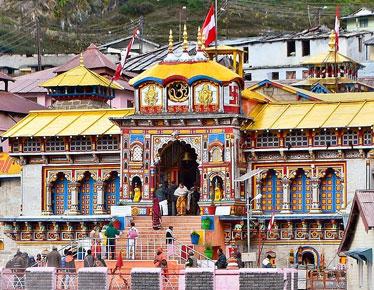 Badrinath Kedarnath Yatra from Haridwar