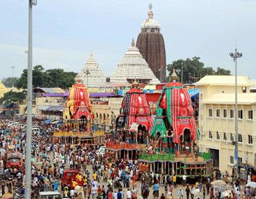 Char Dham Yatra - India