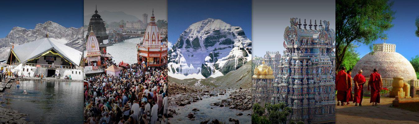 Pilgrimage Destinations in India