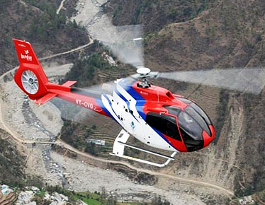Do Dham Yatra Package by Helicopter