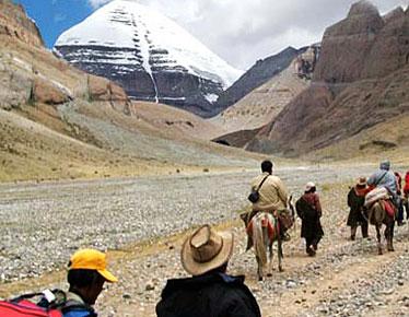 Mount Kailash Inner Kora Trek