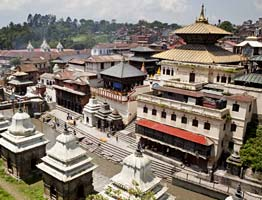 Muktinath Pashupatinath Darshan Yatra