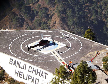 Vaishno Devi Helicopter