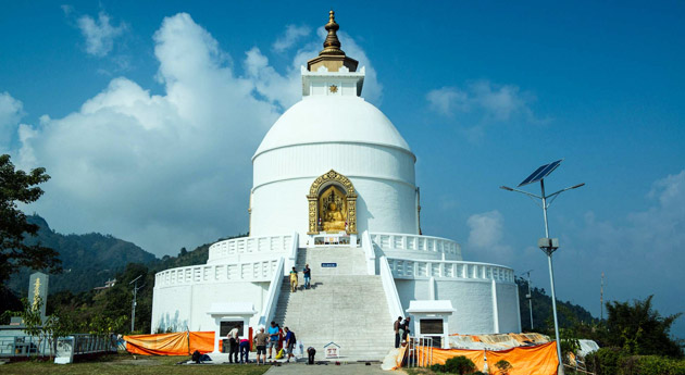 peace-temple-pokhara