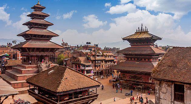 Kathmandu-Durbar-Square