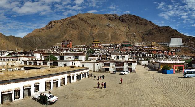tashilumpo-monastery