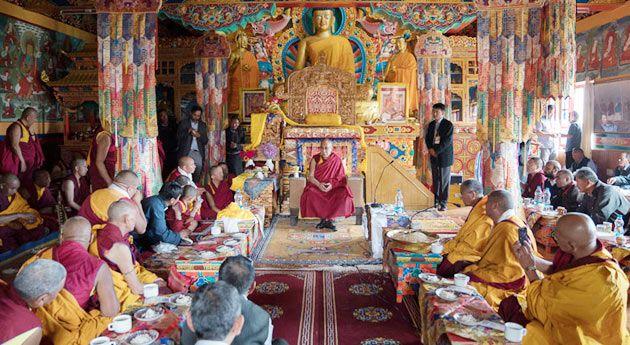 Dalai Lama Monastery, Dharamshala