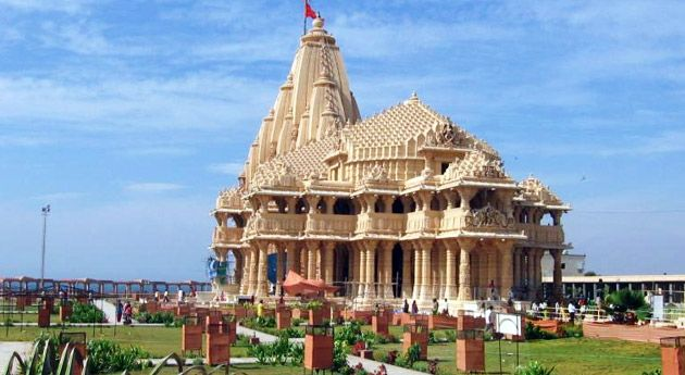 Somnath Temple Gujarat