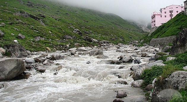 mandakini-river