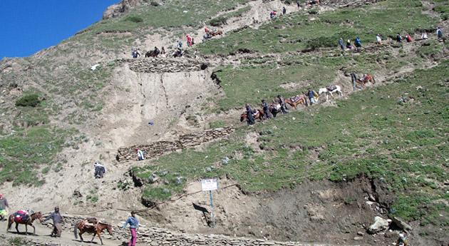 amarnath-yatra-road