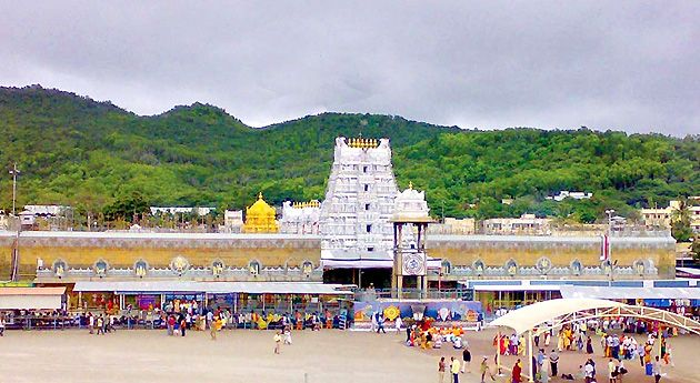 tirupati balaji temple in india