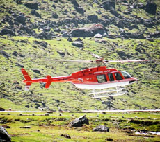 Amarnath Yatra by Helicopter 2019 via Baltal