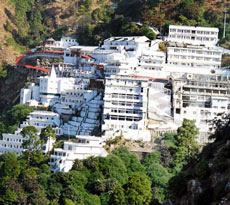 Vaishno Devi and Kashmir Tour Package
