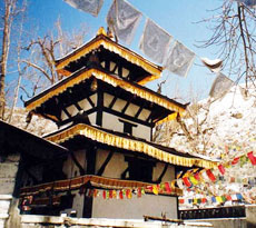 Muktinath Excursion Tour by Flight