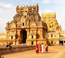 Tamil Nadu Temple Trip