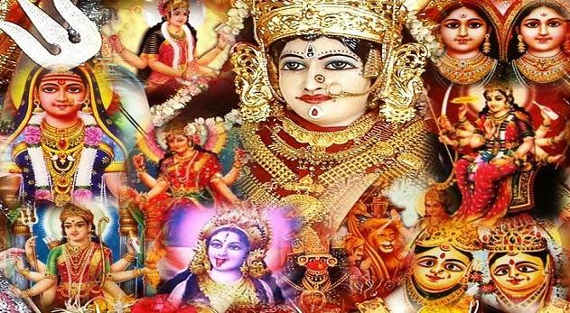 Nau (9) Devi Darshan