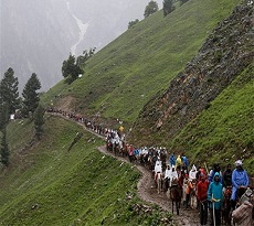 Amarnath Yatra by Road Baltal