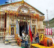 Do Dham Yatra by Helicopter Kedarnath & Badrinath
