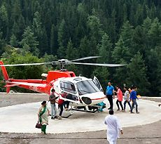 Chardham Tour Package by Helicopter