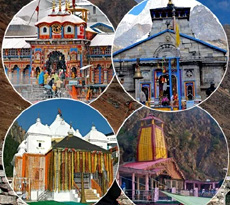 Chardham Yatra Tour Package (Group Tour)